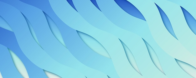 動的な波の効果を持つ抽象的な背景。歪みの目の錯覚