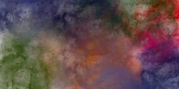 그런 지 여러 가지 빛깔의 템플릿으로 추상적인 배경