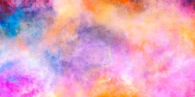 여러 가지 빛깔의 템플릿으로 추상적인 배경