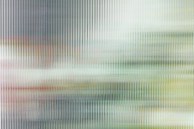 Abstract background with patterned glass texture