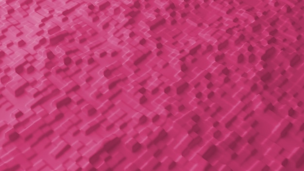 Abstract background with pink pimples