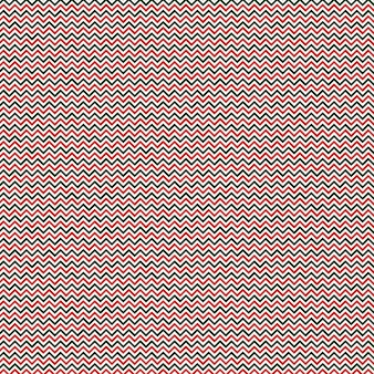 빨강 및 녹색 셰브론 패턴으로 추상적인 배경