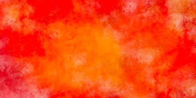 붉은 색과 오렌지색 템플릿으로 추상적인 배경