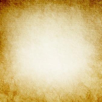 Абстрактный бежевый фон, пустая страница для текста, текстура старой бумаги коричневой бумаги гранж, страница