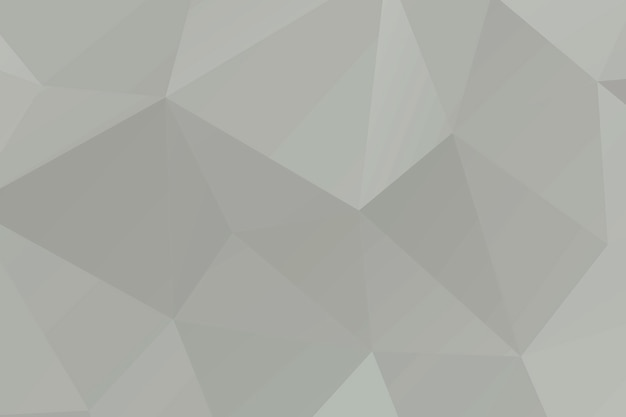 Абстрактный бежевый мозаичный многоугольник поверхностный фон
