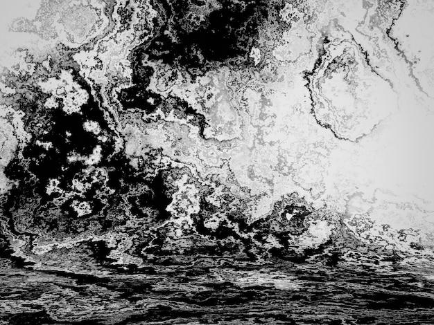 추상 흑인과 백인 풍 화 시멘트 벽 배경 프리미엄 사진