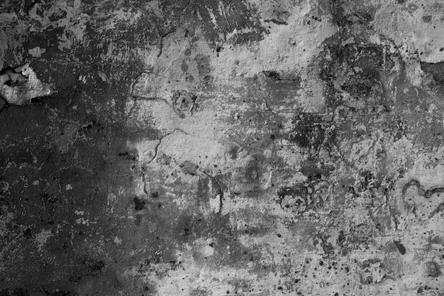 抽象的な黒の背景。黒漆喰の質感。暗い粗面。