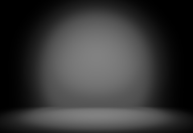 Abstract black luxury background studio backdrop - well use as background.