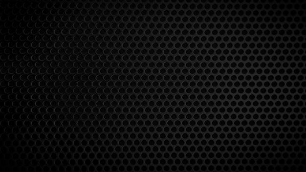디자이너를 위한 추상 검은색 금속 메쉬 질감 패턴검은 금속 질감 공백