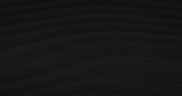 Абстрактный черный узор текстуры волна художественный дизайн на роскошном темном художественном творческом фоне поверхности с винтажным элегантным фоном обоев моды. 3d-рендеринг.