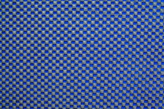 Abstract black squre dots pattern on blue background