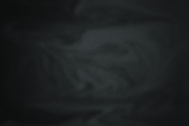 Abstract black surface