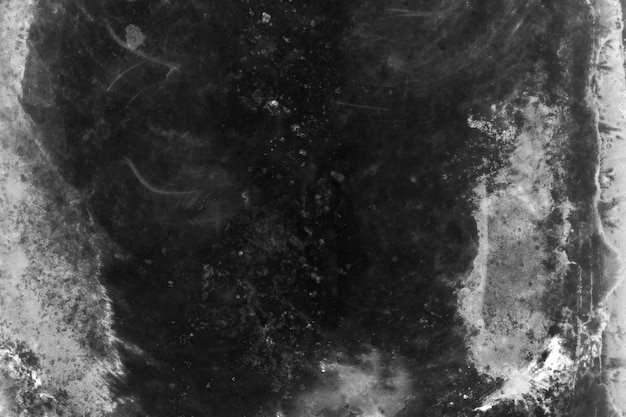Abstract black and white backgroud. dark grunge texture background.