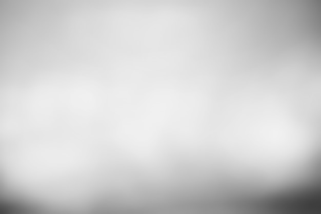 Abstract black and white gradients background for backdrop design