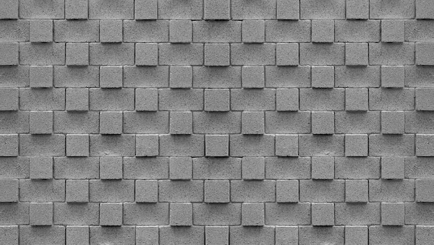 Abstract blank brick background