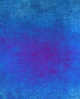 エレガントなダークブルーのヴィンテージグランジの抽象的な青い背景