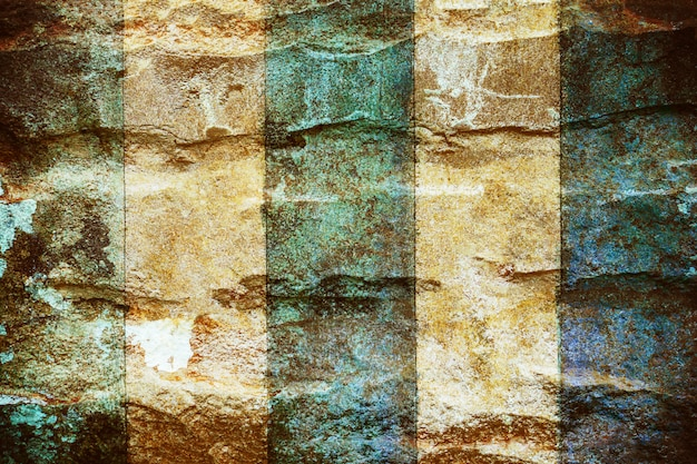 Abstract blue and brown vintage color texture   wallpaper  background