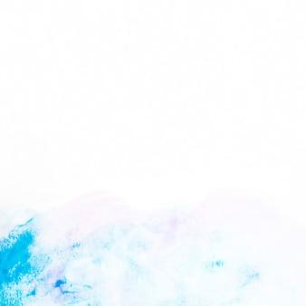 Абстрактный синий рисунок