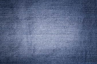 Abstract blue jean texture background