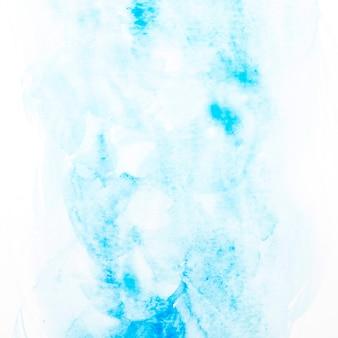 Абстрактная синяя текстура краски