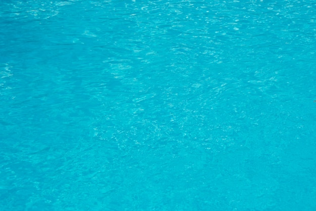 Abstract blue water for background