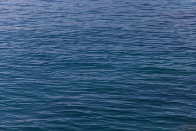 Abstract blue water surface texture