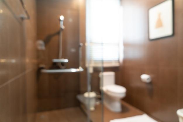 Интерьер ванной комнаты в роскошном отеле