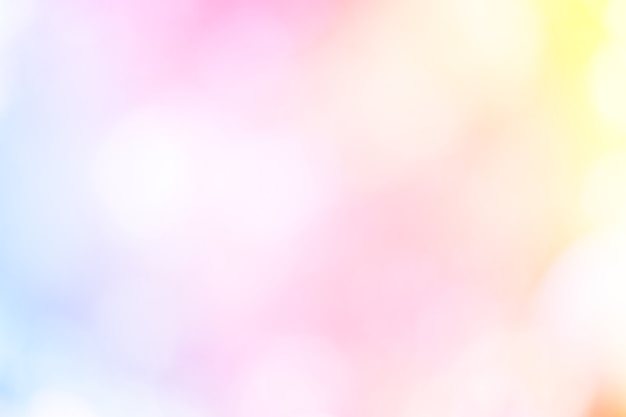 Abstract blur beautiful pastel color concept,blurred and defocused effect