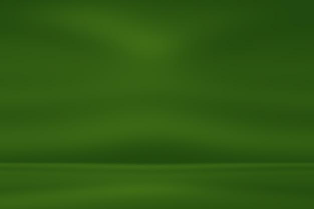 抽象ぼかし空緑のグラデーションの背景