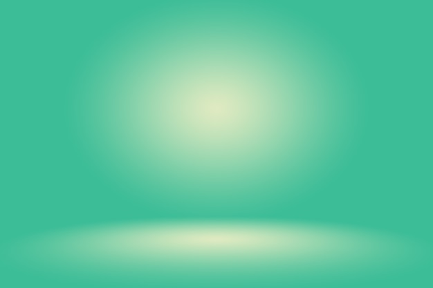 Abstract blur empty green gradient studio well use as background,website template,frame,business report.