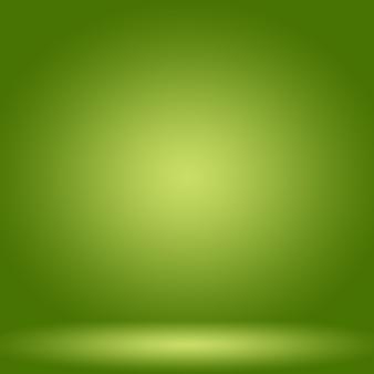 抽象ぼかし空緑グラデーションスタジオは、背景、ウェブサイトテンプレート、フレーム、ビジネスレポートとしてよく使用します