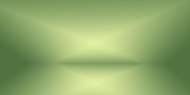 추상 흐림 빈 녹색 그라데이션 스튜디오 배경으로 잘 사용 웹 사이트 템플릿 프레임 비즈니스 보고서