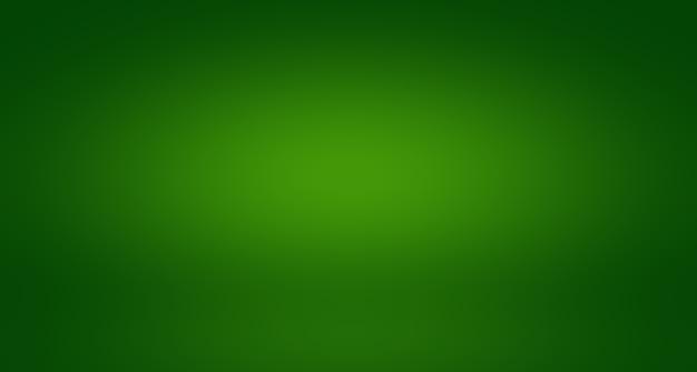 Sfocatura astratta studio sfumato verde vuoto da utilizzare come sfondomodello del sito webframerelazione aziendale