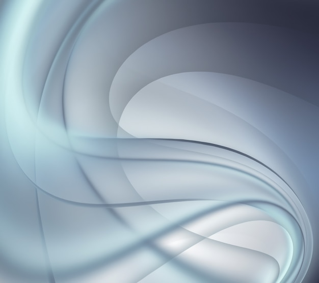 Abstract blur gray background with soft light