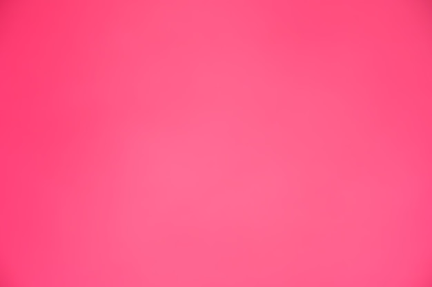 Abstract blur light gradient  red and pink color wallpaper background.