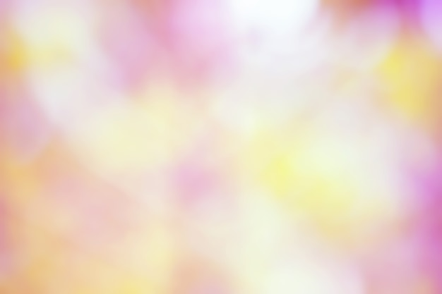 Abstract blur light gradient  red and pink soft pastel color wallpaper background.