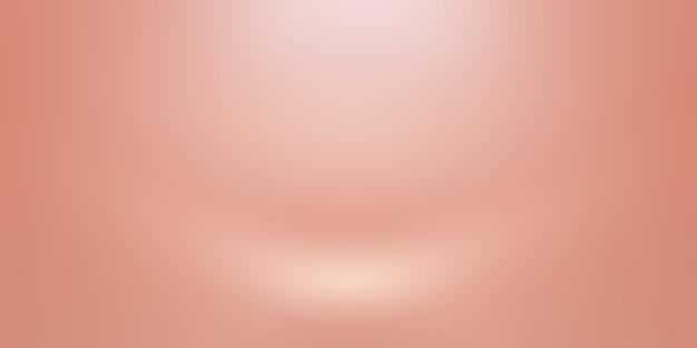 배너, 슬라이드 쇼 또는 기타 디자인을 위한 파스텔 아름다운 복숭아 분홍색 하늘 따뜻한 색조 배경의 추상적 흐림