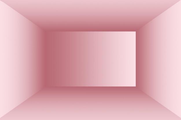 Sfocatura astratta di uno sfondo dai toni caldi del cielo di colore rosa pesca pastello bellissimo per il design come banner, presentazione o altri.