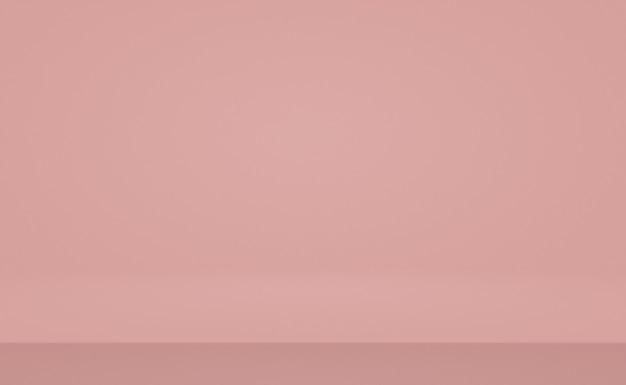 Sfocatura astratta di uno sfondo dai toni caldi del cielo di colore rosa pesca pastello bellissimo per il design come bannerslid...