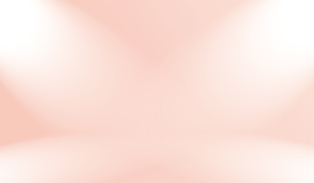 Abstract blur of pastel beautiful peach pink color sky warm tone background