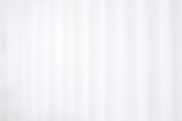 추상 흐림 흰색 병원 커튼 배경