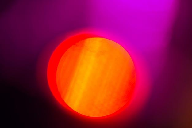 Astratto sfondo sfocato - perdite di luce