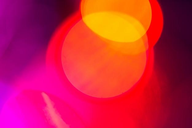 추상적 인 배경을 흐리게-빛 누출