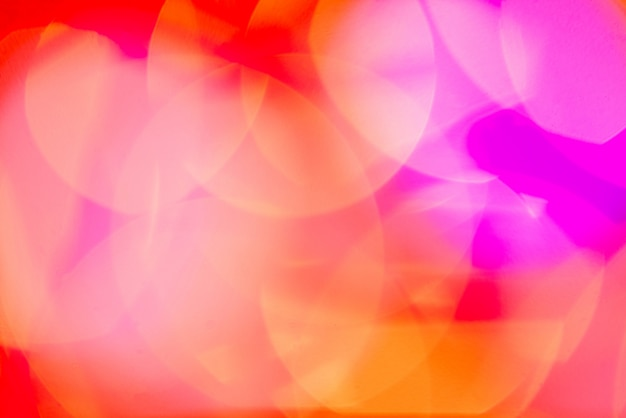 Abstract blurred background - light leaks