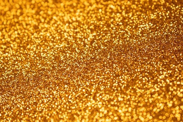 Абстрактная размытая блестящая золотая поверхность