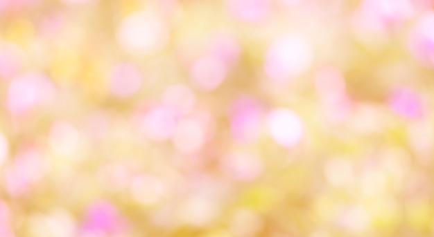 Abstract blurred gold background.