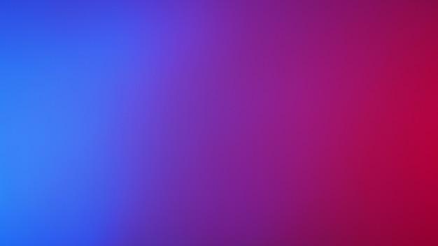 抽象的なぼやけたグラデーションの背景。青と濃い赤の色の背景。バナーテンプレート。メッシュの背景