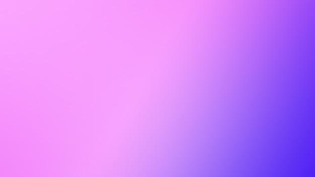 抽象的なぼやけたグラデーションの背景。マルチカラーの青と紫の色の背景。バナーテンプレート。