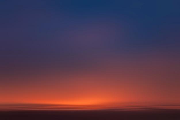 추상 흐리게 자연 배경입니다. 모션 블러에 구름.