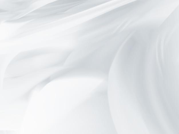 さまざまな色合いの抽象的なぼやけた白い背景